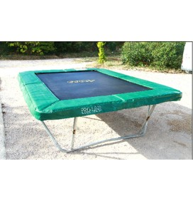 TRAMPOLINES RECTANGULAIRES  3,00 x 2,30 x 0.90 m pieds repliables